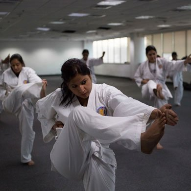 karate classes in pune
